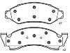 刹车片 Brake Pad Set:E0TZ-2001-B